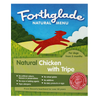 Forthglade Natural Menu Dog Food 18 x 395g (Chicken with Tripe)