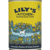 Lily's Kitchen Chicken and Turkey Casserole Dog Food 6x400gTins