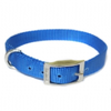 Canac Nylon Dog Collar Blue