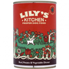 Lily's Kitchen Beef and Vegetable Dog Food (6 x 400g Tins)