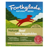 Forthglade Natural Menu Dog Food 18 x 395g (Beef with Vegetables)