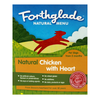 Forthglade Natural Menu Dog Food 18 x 395g (Chicken and Heart)