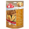 8 in 1 Grills Chicken Style Dog Treats 80g