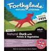 Forthglade Natural Grain Free Dog Food 7 x 395g (Duck with Potato & Veg)