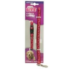 Ancol Puppy and Small Dog Collar and Lead Set Red Stars