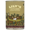 Lily's Kitchen Goose and Duck Feast Dog Food (6 x 400g Tins)