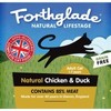 Forthglade Natural Lifestage Cat Food 12 x 90g (Chicken & Duck)