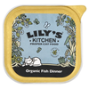Lily's Kitchen Organic Cat Food with Fish (16 x 100gTrays)