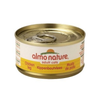 Almo Nature Moist Cat Food with Chicken Leg (24 x 70g Tins)