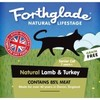 Forthglade Natural Lifestage Senior Cat Food 12 x 90g (Lamb & Turkey)