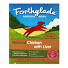 Forthglade Natural Menu Dog Food 18 x 395g (Chicken with Liver)