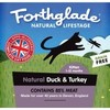 Forthglade Natural Lifestage Kitten Food 12 x 90g (Duck & Turkey)