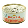 Almo Nature Moist Cat Food with Tuna and Shrimp (24 x 70g Tins)