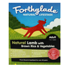 Forthglade Natural Lifestage Dog Food 18 x 395g (Lamb with Brown Rice & Veg)