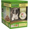 Natures Menu Light Adult Dog Food 8 x 300g Pouches (Chicken with Rabbit)