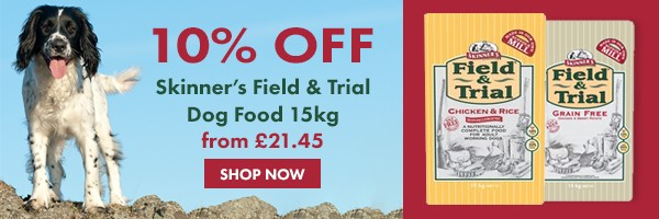 Skinners Dog Food Offer