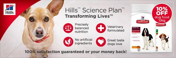 Hills Science Plan offer