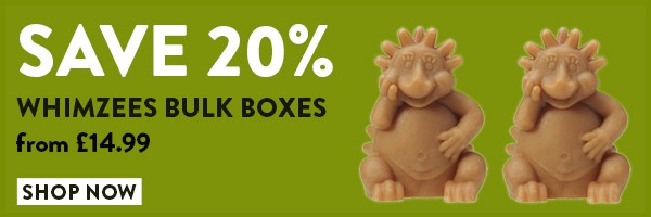 Whimzees Bulk Boxes offer