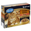 Hilife Tempt Me! Chicken Terrine Senior Cat Food 8 x 85g Pouches