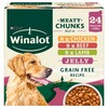 Winalot Meaty Chunks Adult Wet Dog Food in Jelly