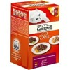 Purina Gourmet Mon Petit Wet Cat Food 6 x 50g Pouches (Indulgent Selection)