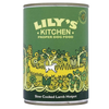 Lily's Kitchen Lamb Hotpot Dog Food (6 x 400g Tins)