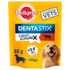 Pedigree Dentastix Chewy ChunX (Beef)