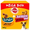 Pedigree Tasty Minis & Jumbone Mega Box