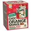 Good Boy Pawsley Christmas Choc Orange Minis
