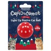 Rosewood Cupid & Comet Luxury Light Up Festive Ball for Cats