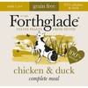 Forthglade Complete Meal Grain Free Cat Food (Chicken & Duck) 12 x 90g