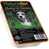 Naturediet Adult Dog Food (Turkey, Chicken, Veg & Rice)