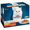 Purina Gourmet Perle Adult Cat Food Pouches (Connoisseur's Duo)