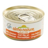 Almo Nature Cat Food with Chicken and Shrimps (24 x 70g Tins)