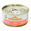 Almo Nature Moist Cat Food with Salmon (24 x 70g Tins)