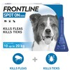 FRONTLINE Spot On Flea and Tick Treatment for Medium Dogs