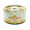 Almo Nature Cat Food with Chicken and Cheese (24 x 70g Tins)