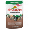 Almo Nature Green Label Chicken Cat Food (24 x 55g Pouches)