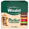 Winalot Perfect Portions Adult Wet Dog Food in Gravy