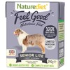 Naturediet Feel Good Wet Food for Senior Dogs (Turkey & Chicken)
