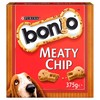 Nestle Purina Bonio Bitesize Meaty Chip Dog Biscuits 400g