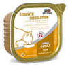 Specific Struvite Dissolution Feline FSW Cat Alutrays