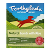 Forthglade Natural Menu Dog Food 18 x 395g (Lamb with Rice)