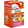 Purina Gourmet Mon Petit Wet Cat Food 6 x 50g Pouches (New Indulgent Selection)