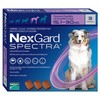 NexGard Spectra Chewable Tablets for Large Dogs