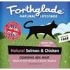Forthglade Natural Lifestage Senior Cat Food 12 x 90g (Salmon & Chicken)