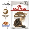 Royal Canin Ageing 12+ Pouches in Jelly Senior Cat Food