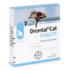 Drontal Cat Worming Tablet Packs