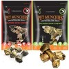 Pet Munchies Salmon Skin Dog Chews