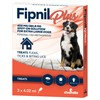 Fipnil Plus Spot-On Solution for Extra Large Dogs (3 Pipettes)